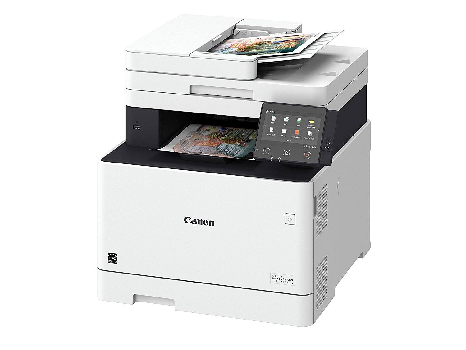 how to fix Canon printer not printing issue