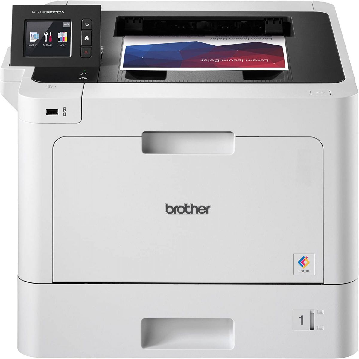 download and update brother hl-l8360CDW Laser Printer driver