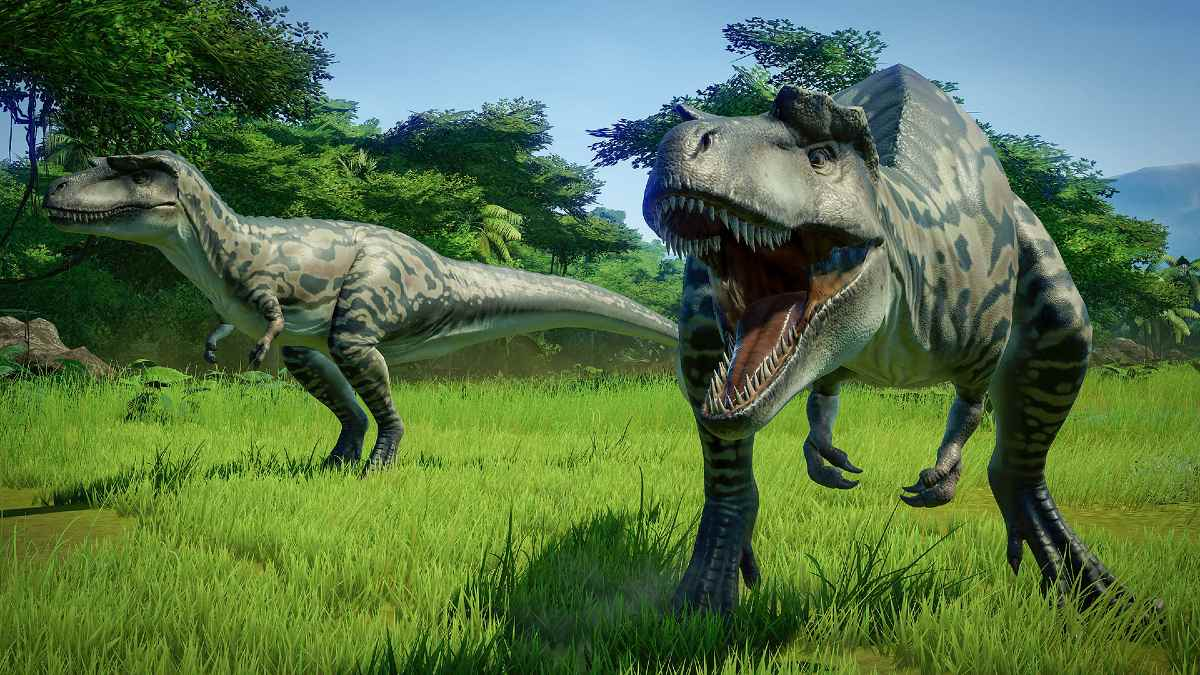 jurassic world evolution crashing