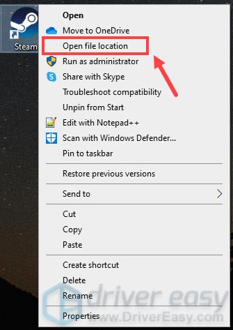 make Steam always run as administrator