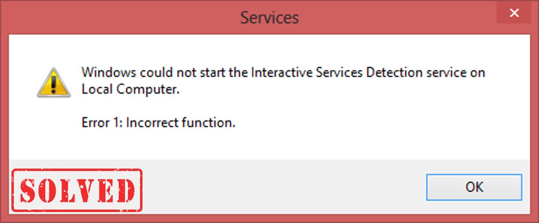 how to fix Valorant Error 1: Incorrect function