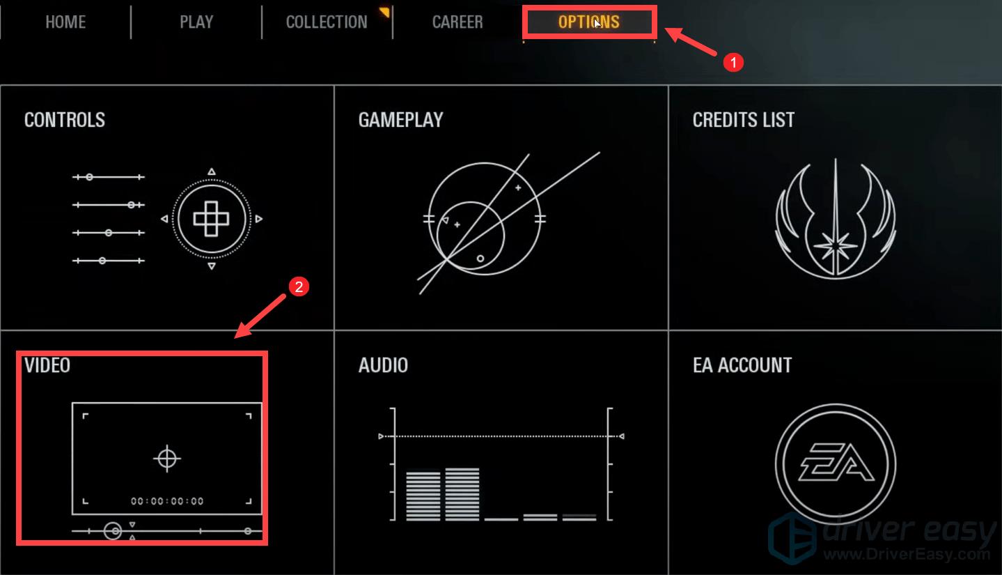 re-enable DirectX 12 mode in STAR WARS Battfront II