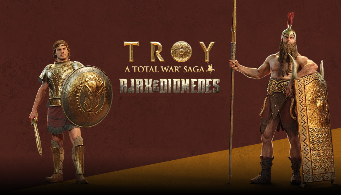A Total War Saga: Troy crash on PC