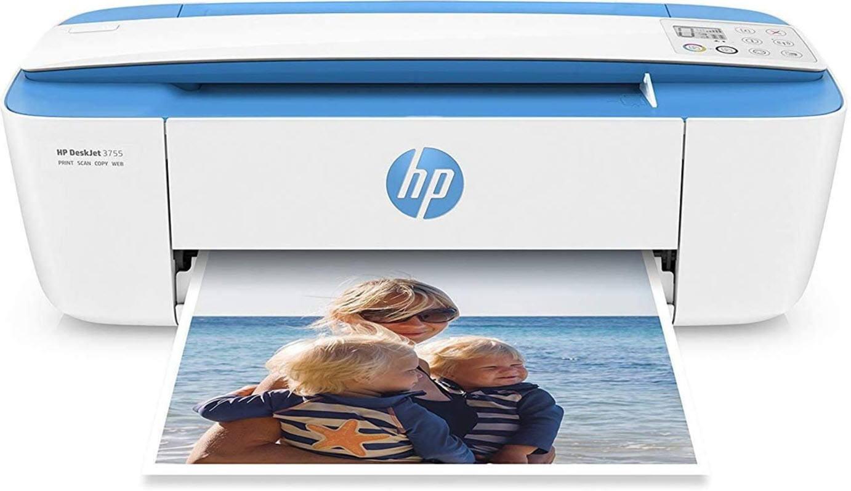 Latest HP DeskJet 3755 driver download 1