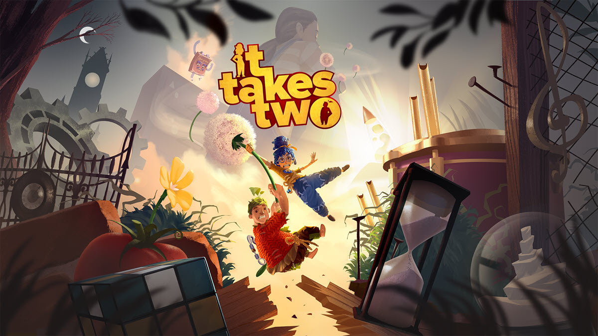 SOLVED It Takes Two crashes on PC