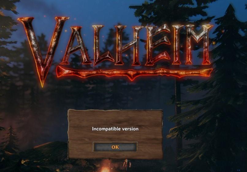 """how to fix Valheim """"Incompatible version"""" error"""