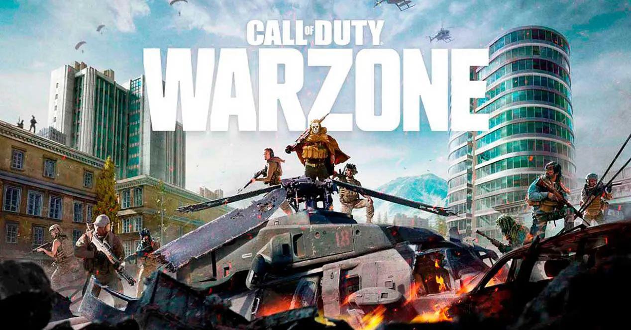 Warzone black screen