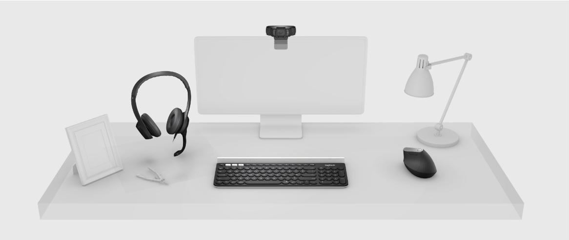 how to fix Logitech webcam mic not working