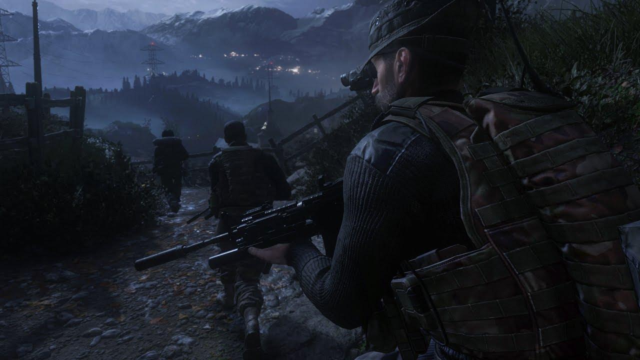 how to fix Modern Warfare not launching