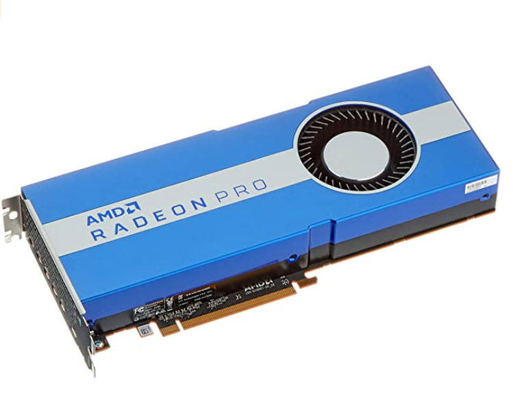 AMD Radeon Pro W5700 driver download update