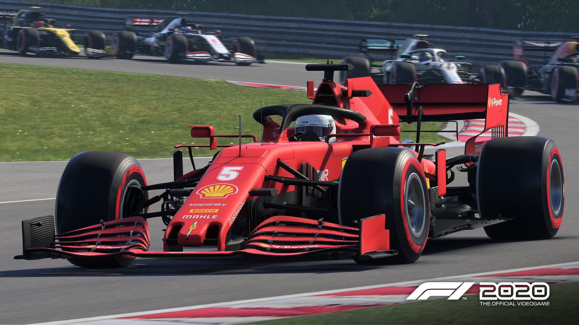 F1 2020 keeps crashing on PC solved