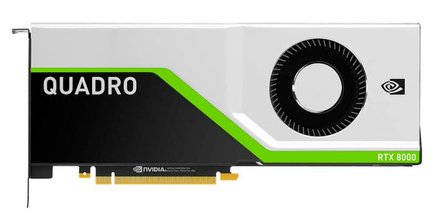 Latest Nvidia Quadro RTX 8000 driver download update