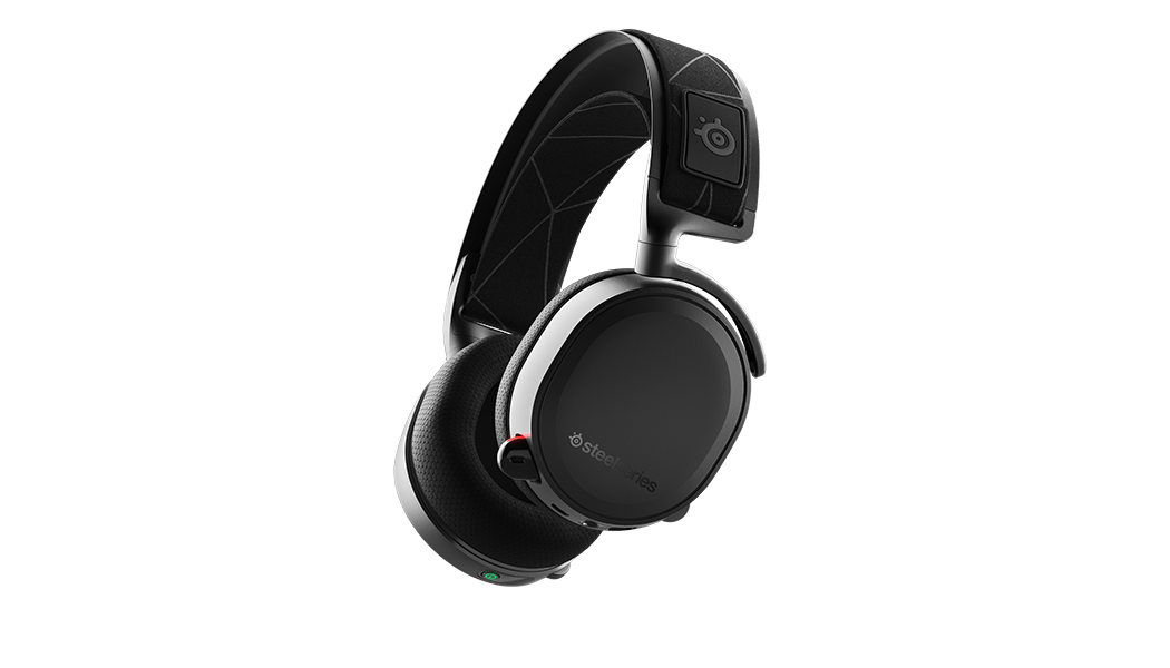 how to fix SteelSeries Arctis 7 crackling sound or noise