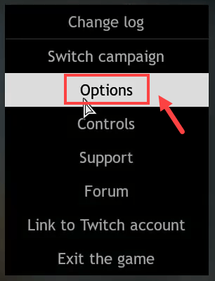 optimize in-game settings Enlisted