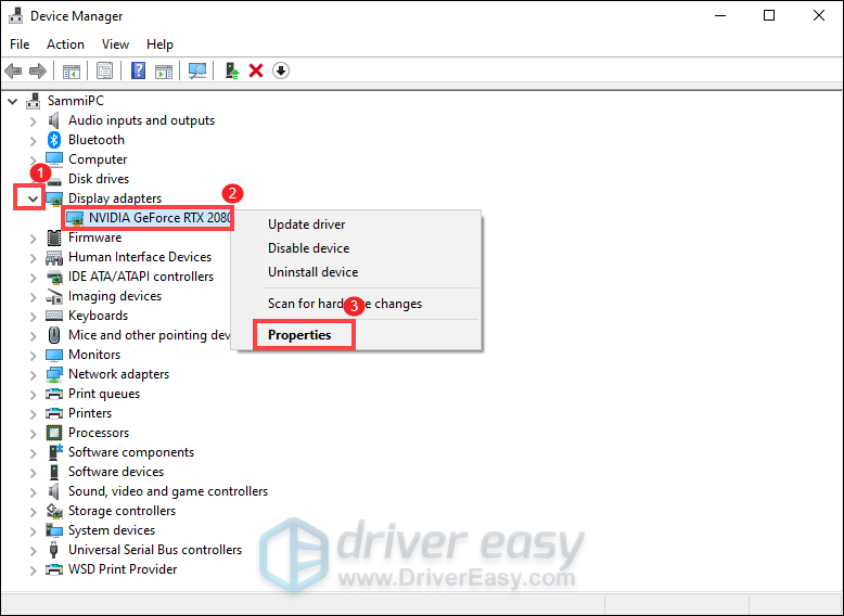 how to roll back NVIDIA driver