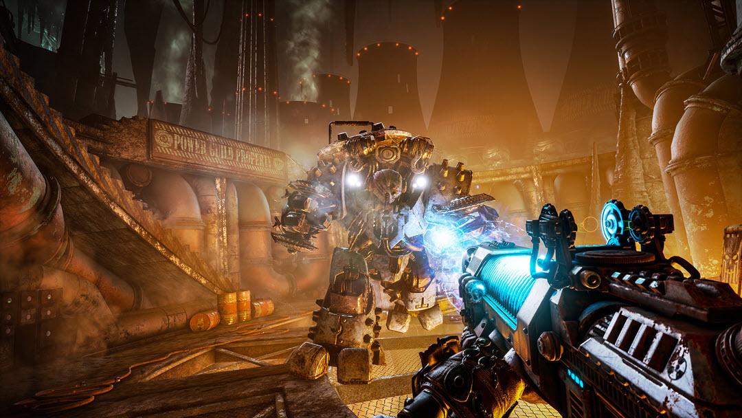 Necromunda: Hired Gun keeps crashing on PC