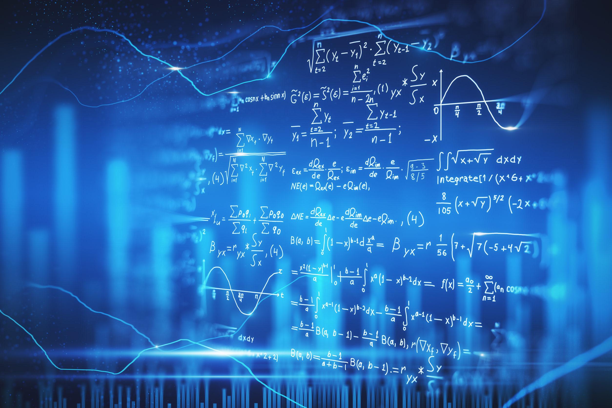 Algorithm feature image