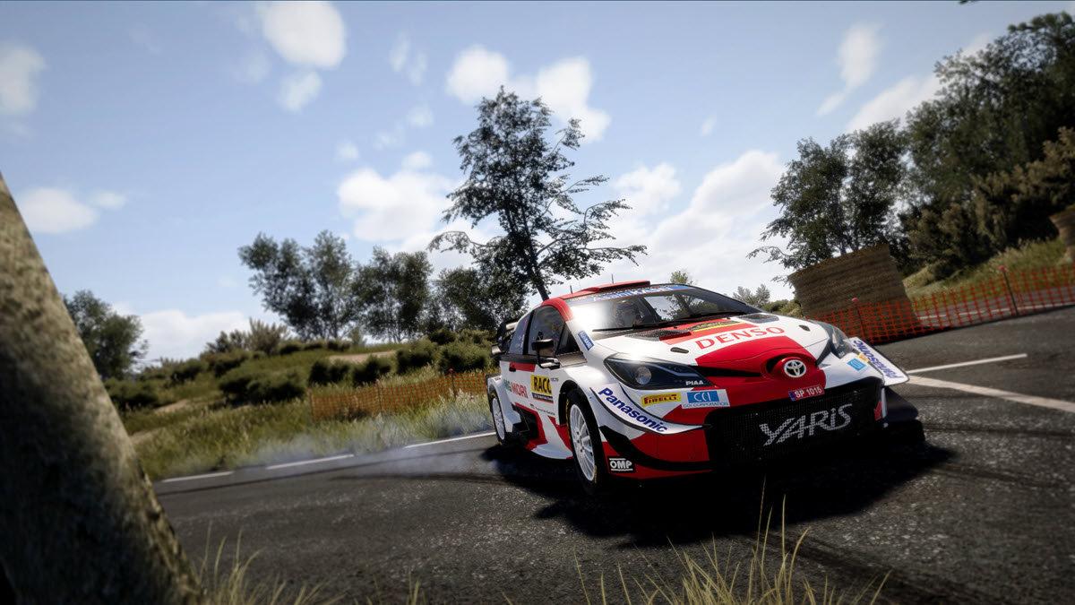 WRC 10: FIA World Rally Championship keeps crashing