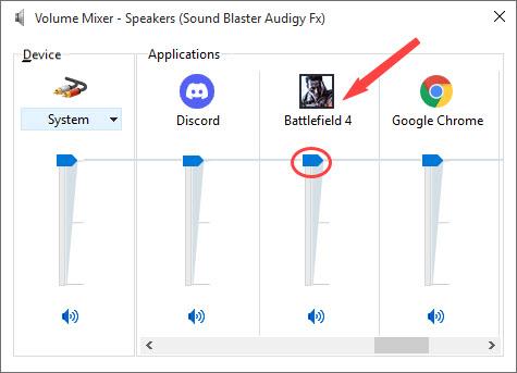 check battlefield 4 sound not working