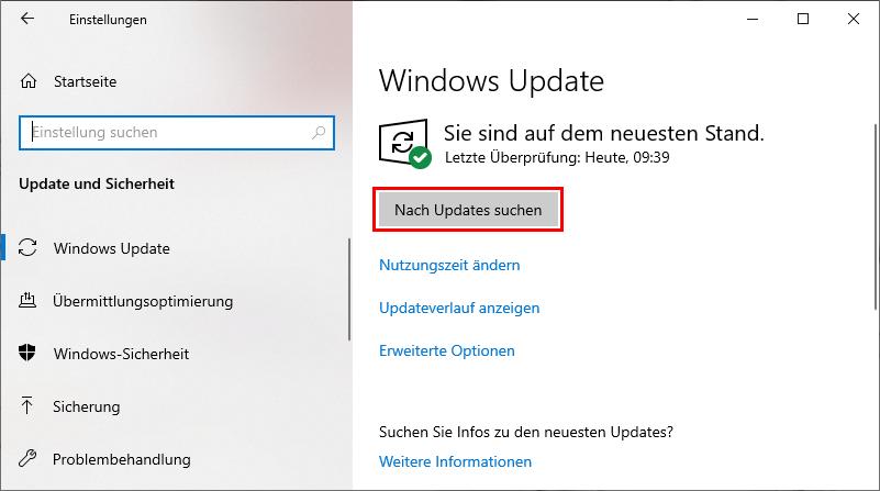 windows treiber aktualisieren kostenlos
