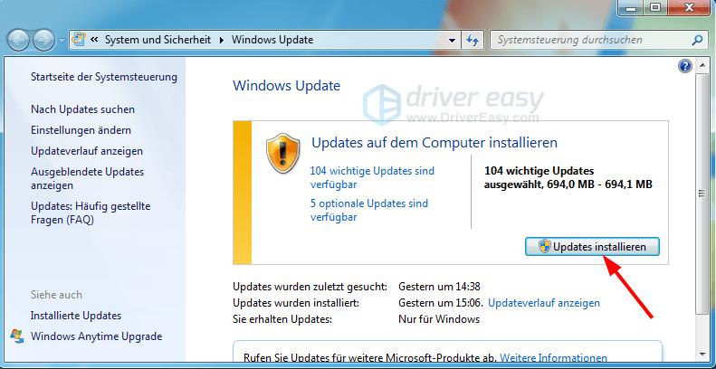 Windows 7 Auf Windows 10 Upgraden (Anleitung)