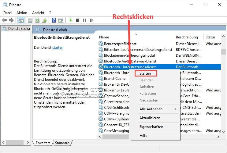 Bluetooth Verschwunden Windows 10