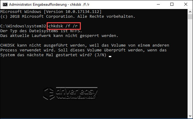 [Gelöst] Page Fault In Nonpaged Area unter Windows 10 - Driver Easy