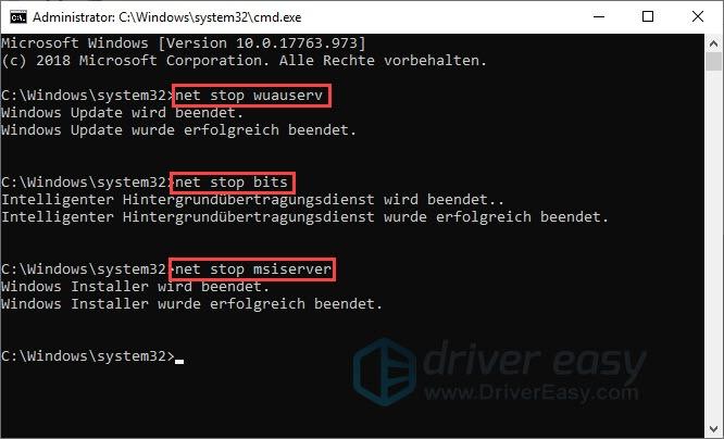 Windows 10: Fehler 0x80248007 bei Windows-Update - Driver ...